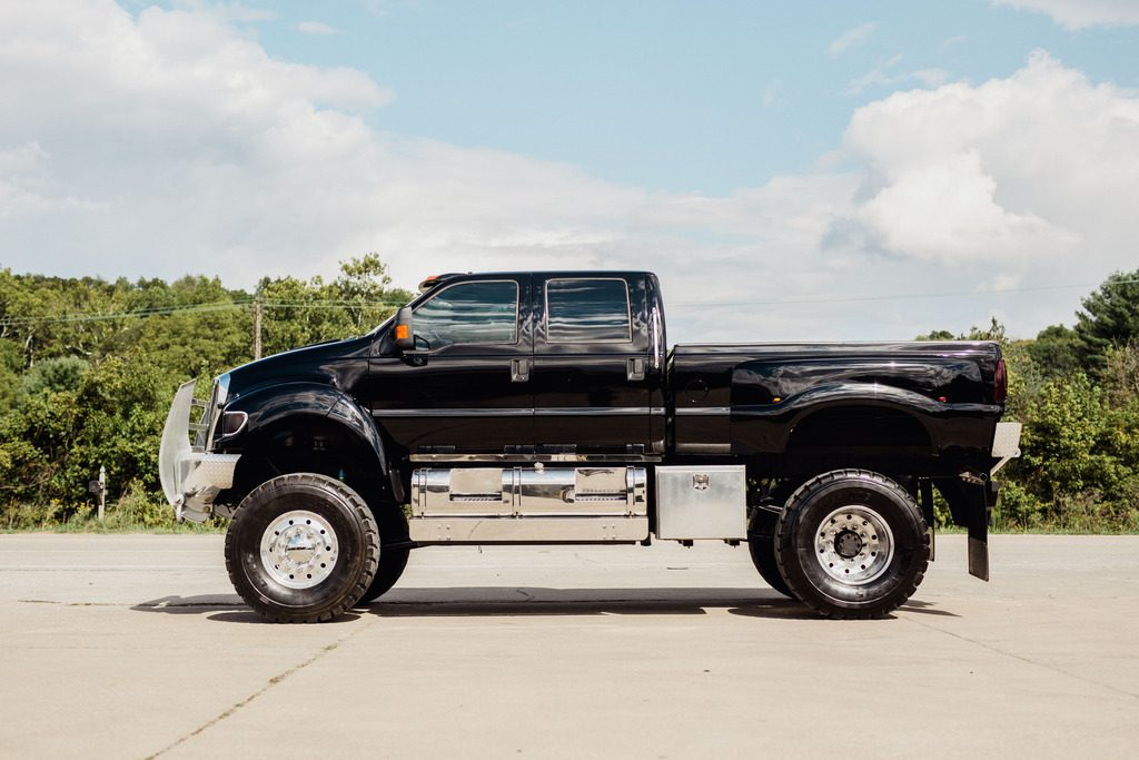sport chassis 2008 Ford Pickups LARIAT monster truck