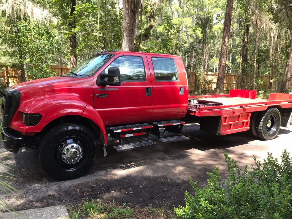 strong 2005 Ford Pickups F650 Crew Cab monster