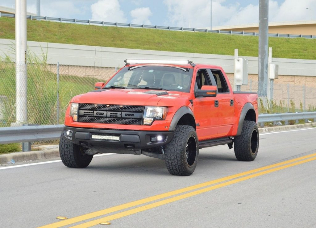 unique 2011 Ford F 150 monster