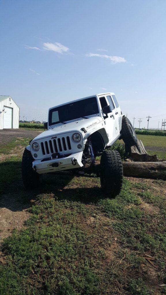 Brand New 2017 Jeep Wrangler Rubicon Monster For Sale