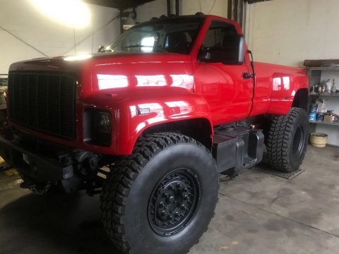 custom built 1993 GMC Topkick monster truck for sale