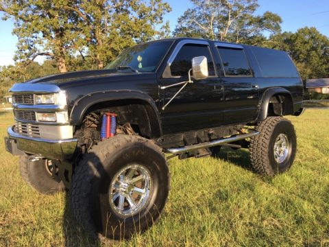 high lift 1994 Chevrolet Suburban monster for sale
