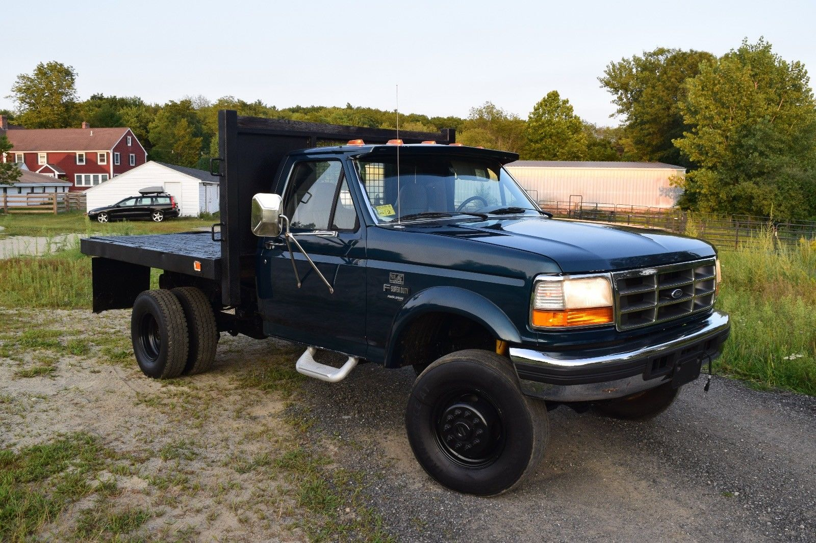 Low Mileage Ford F Xl Monster For Sale on Ford F 250 Super Duty Bed