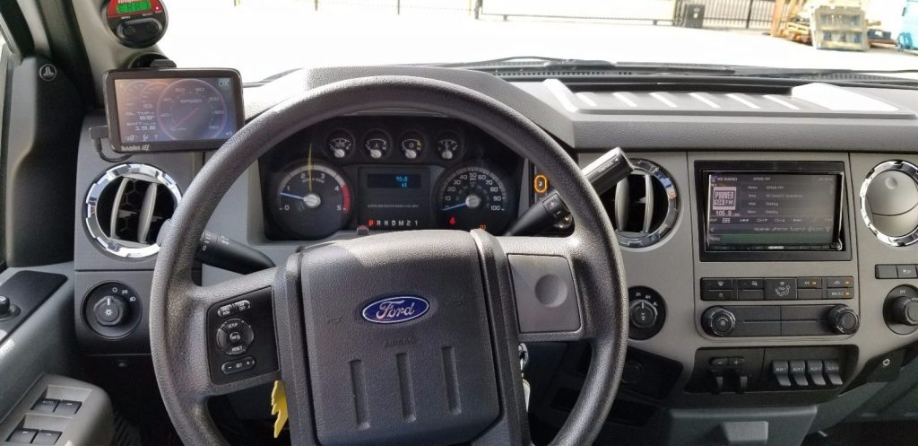 low mileage 2012 Ford F 250 XLT monster truck