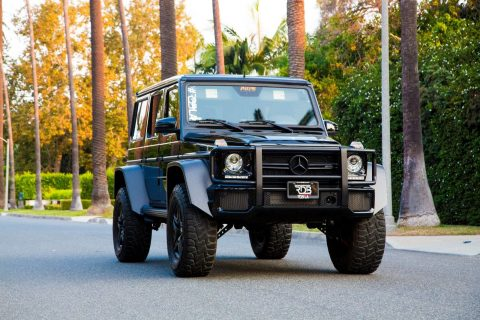 luxury 2015 Mercedes Benz G Class monster for sale