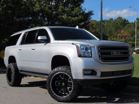 optioned 2016 GMC Yukon SLT monster truck for sale
