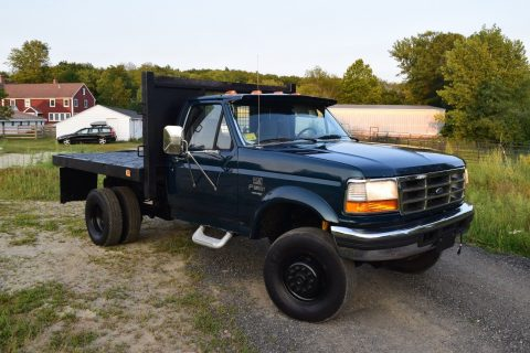 spectacular condition 1996 Ford F 450 XL monster truck for sale