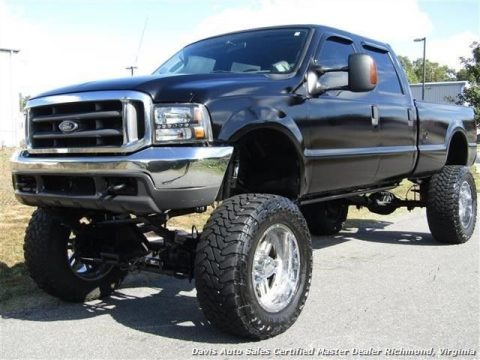 bulletproofed 2003 Ford F 250 Super Duty XLT Diesel monster for sale