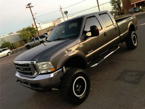 clean 2003 Ford F 250 XLT monster for sale