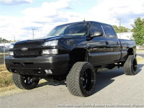 Duramax Diesel 2003 Chevrolet Silverado 2500 HD LT monster for sale