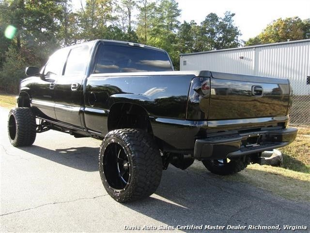 Duramax Diesel 2003 Chevrolet Silverado 2500 HD LT monster
