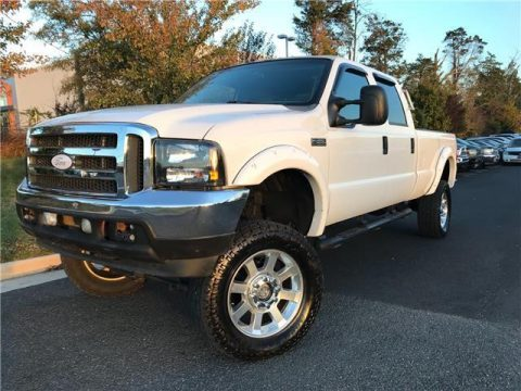 loaded 2002 Ford F 350 XLT monster for sale
