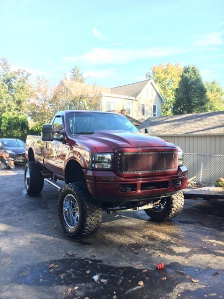 loaded 2004 Ford F 250 xlt monster truck