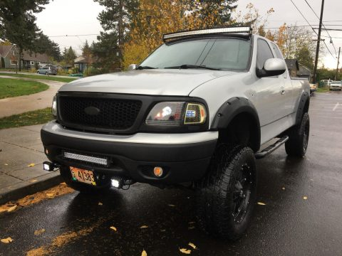 show truck 1999 Ford F 150 monster truck for sale