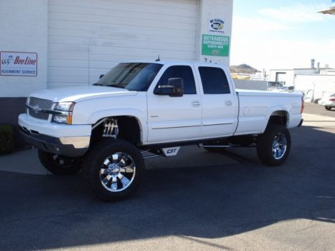 well equipped 2003 Chevrolet Silverado 2500 monster for sale