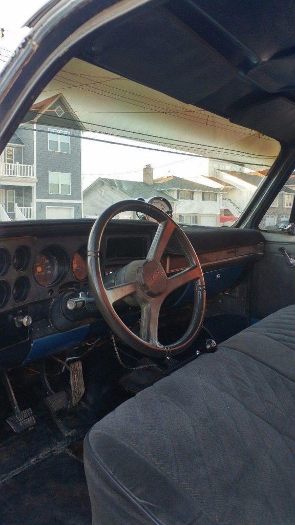 high lift 1985 Chevrolet K20 Pickup monster truck