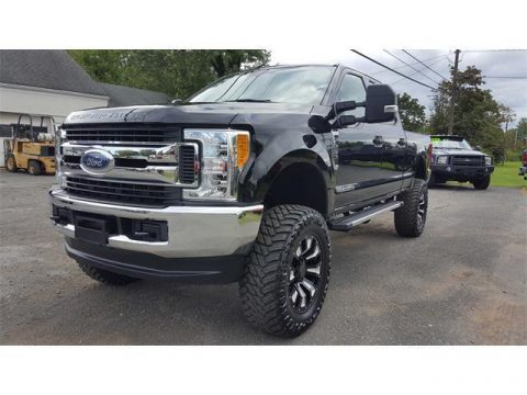 loaded 2017 Ford F 250 Super Duty XLT monster lift for sale