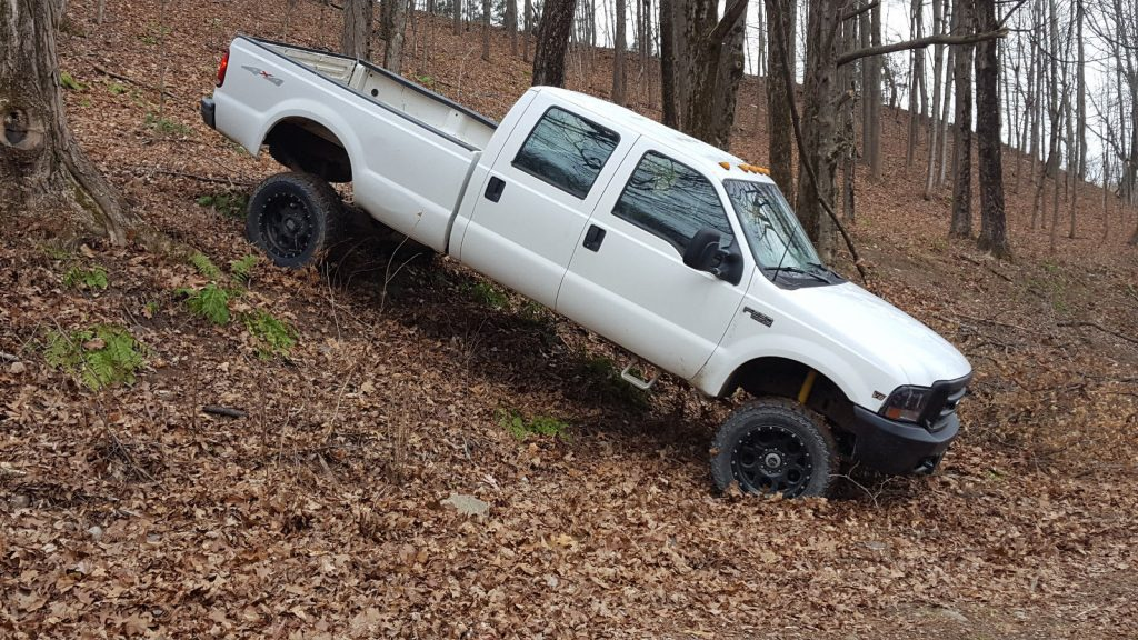 manual trans 1999 Ford F 250 XL monster