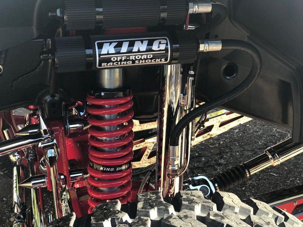 show truck 2017 Ram 2500 Laramie Limited monster truck
