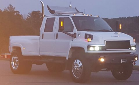 badass 2006 Chevrolet Topkick Monroe Conversion monster truck for sale