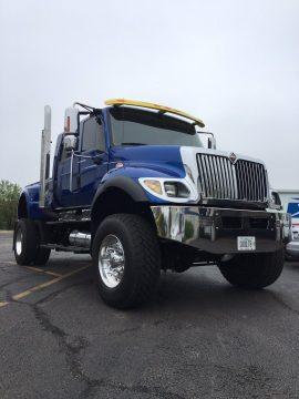 custom wheels 2006 International Harvester monster truck for sale