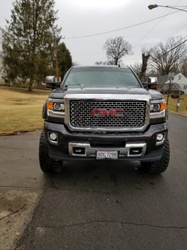 fully loaded 2015 GMC Sierra 2500 Denali monster for sale