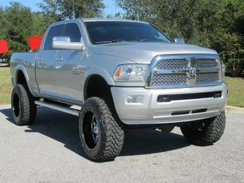 lifted 2013 Ram 2500 Laramie monster truck for sale