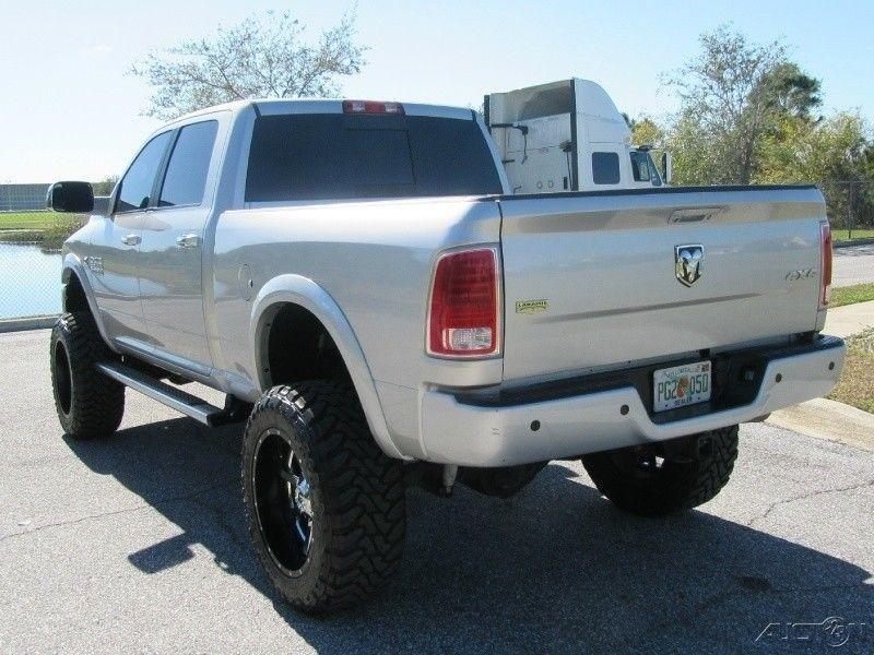 lifted 2013 Ram 2500 Laramie monster truck