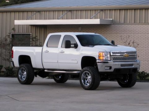 loaded 2013 Chevrolet Silverado 2500 monster for sale