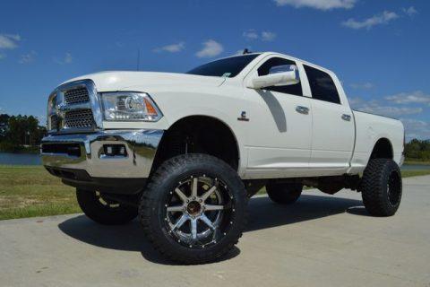 loaded 2016 Ram 2500 Laramie monster for sale