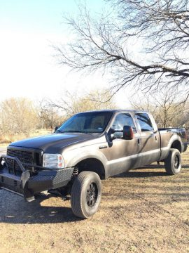 no issues 2006 Ford F 250 XLT monster pickup for sale