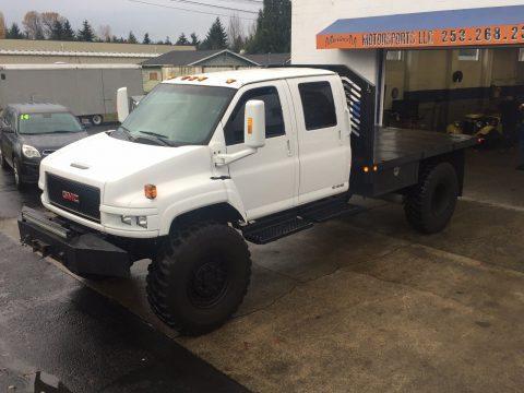 rare 4×4 2005 GMC Kodiak C4500 monster truck for sale