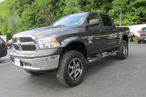 Rocky Ridge Altitude Conversion 2016 Ram 1500 monster truck for sale