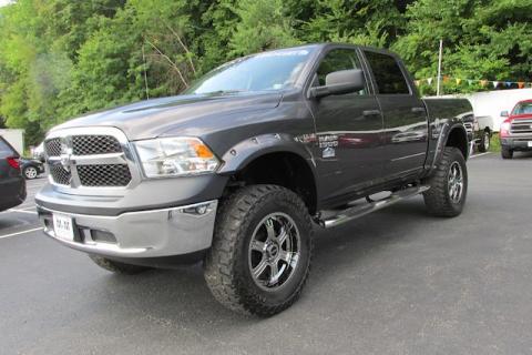 Rocky Ridge Altitude Conversion 2016 Ram 1500 monster truck for sale
