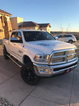 custom wheels 2015 Dodge Ram 2500 Laramie Limited monster for sale