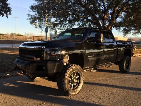 many upgrades 2011 Chevrolet Silverado 2500 LTZ monster for sale