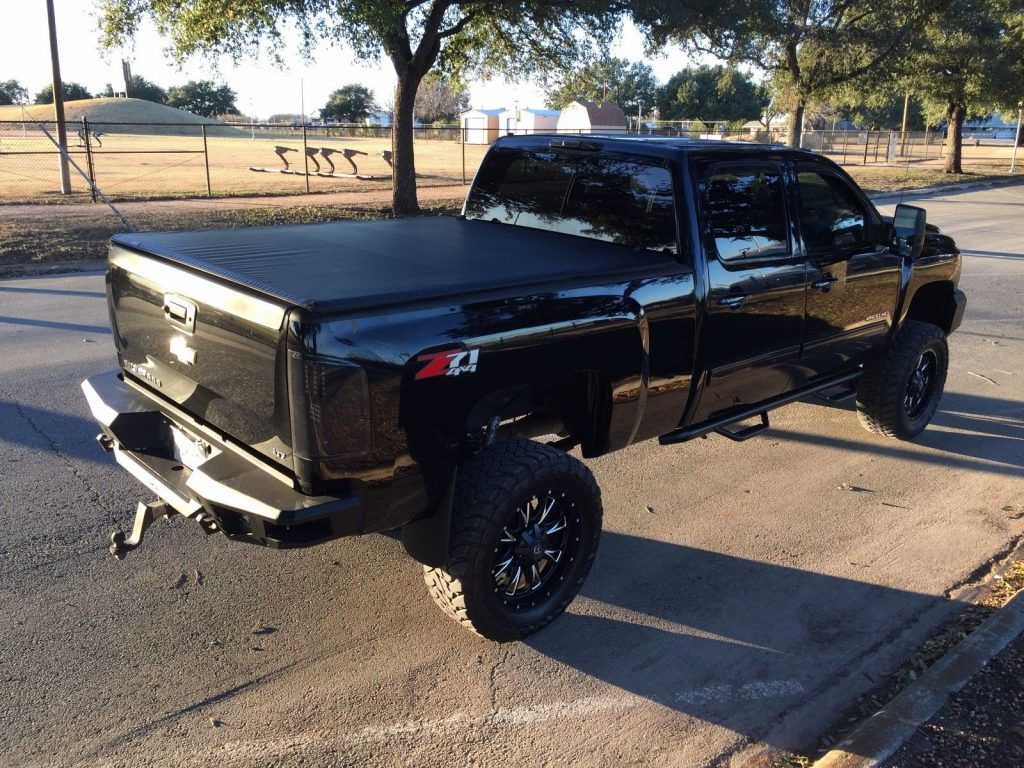 many upgrades 2011 Chevrolet Silverado 2500 LTZ monster ...