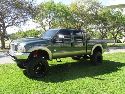 powerstroke diesel 2001 Ford F 250 LARIAT monster for sale