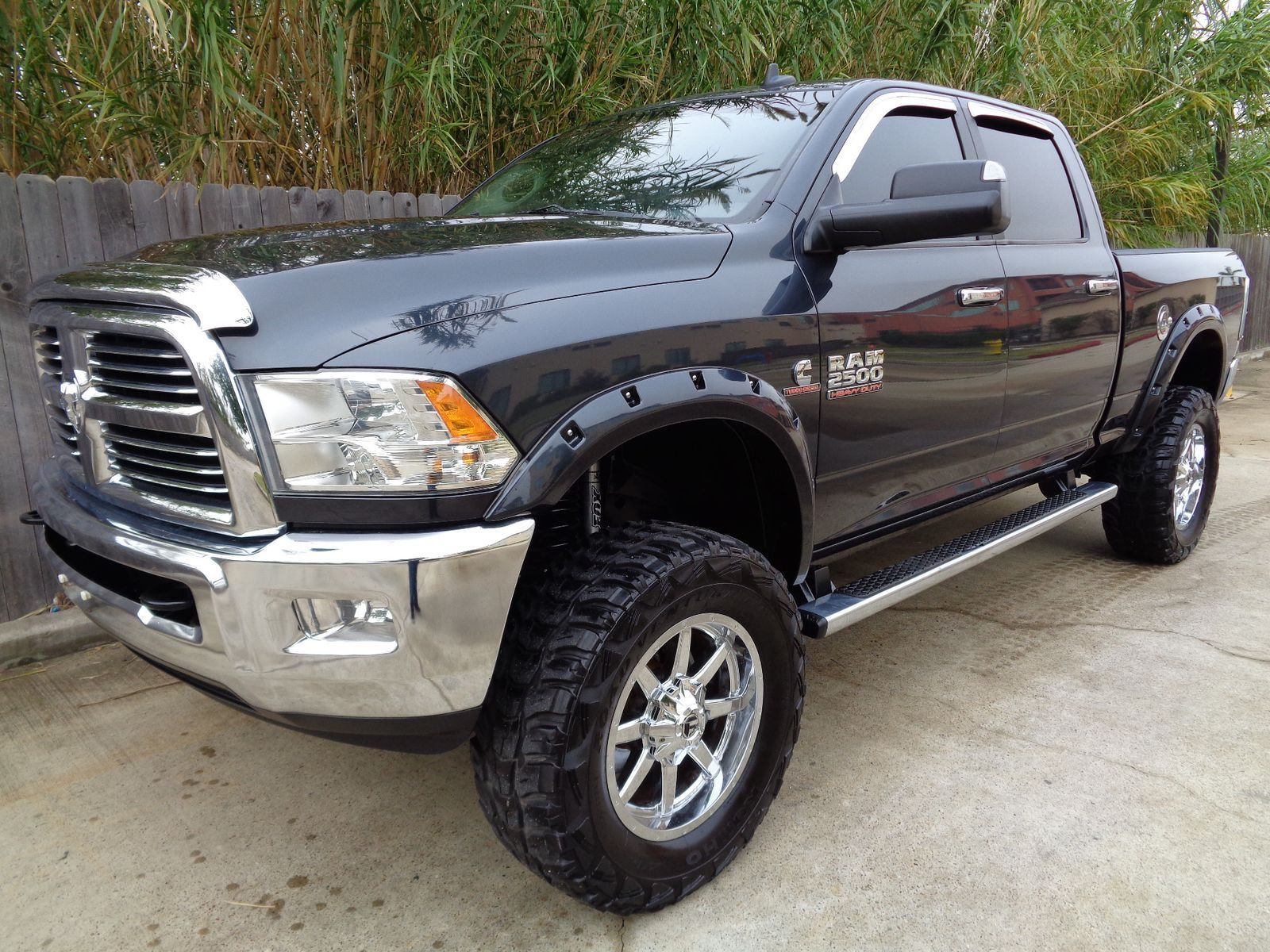 Very Clean 2014 Ram 2500 Lone Star Monster For Sale