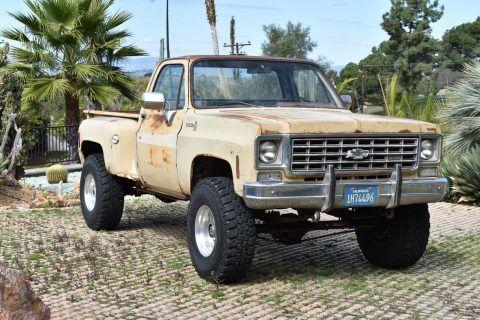 vintage 1975 Chevrolet Pickups monster for sale