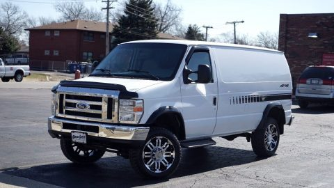 fully maintained 2007 Ford E Series Van monster truck for sale