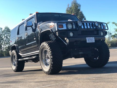 new tires 2003 Hummer H2 monster for sale