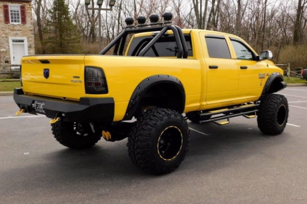 Cummins powered 2013 Dodge Ram 2500 Tradesman monster truck