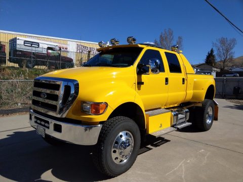many upgrades 2007 Ford F 550 monster truck for sale