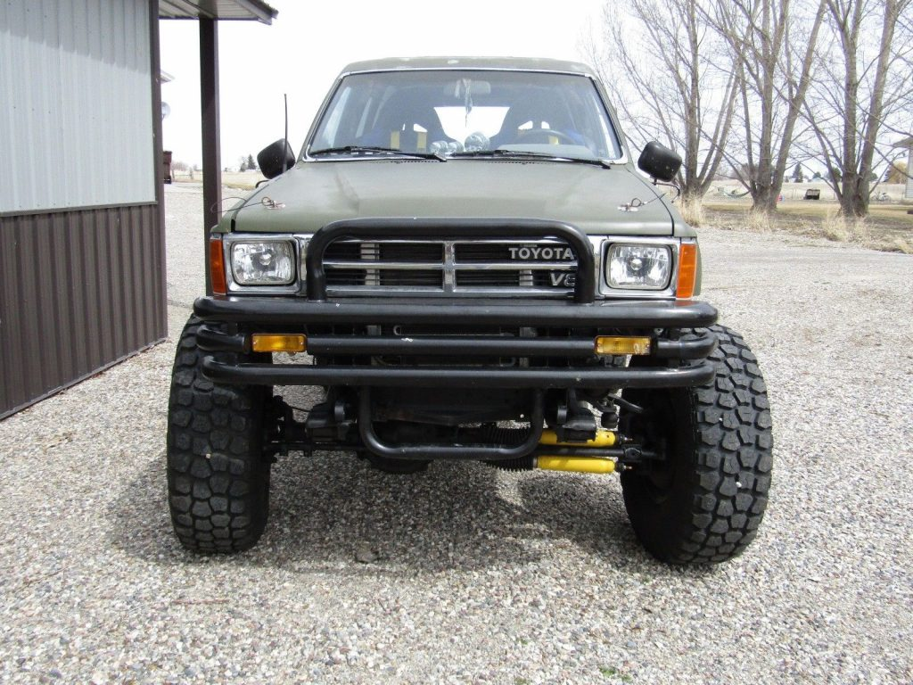 new parts 1988 Toyota 4Runner monster truck