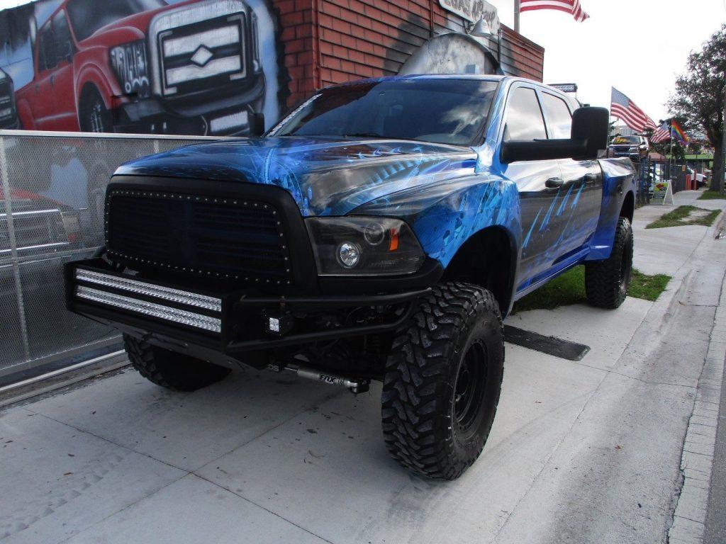 show truck 2011 Dodge Ram 2500 monster truck
