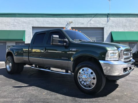 completely serviced 2002 Ford F 350 Lariat monster truck for sale