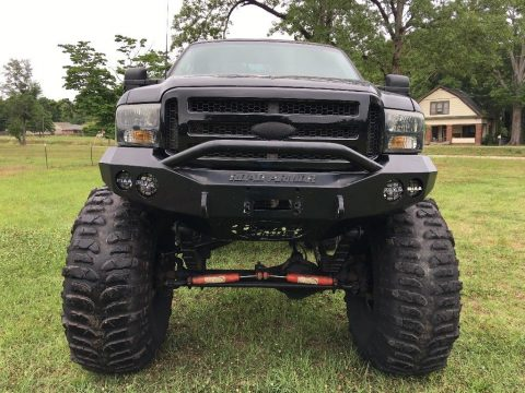 monster lift 1999 Ford F 250 Xlt monster truck for sale
