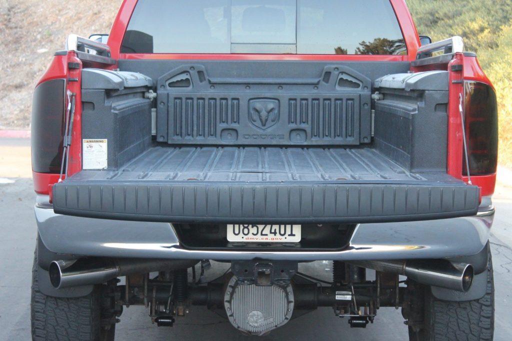 upgraded 2006 Dodge Ram 3500 Laramie MEGA CAB monster truck