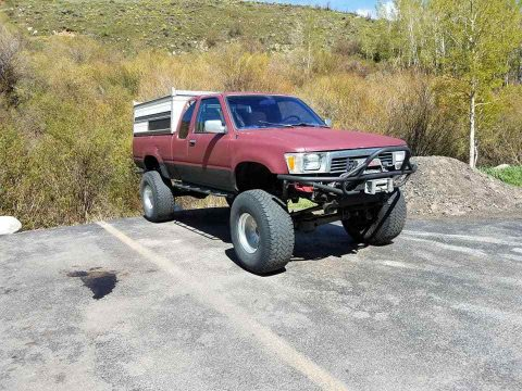 custom driveshaft 1989 Toyota monster truck for sale